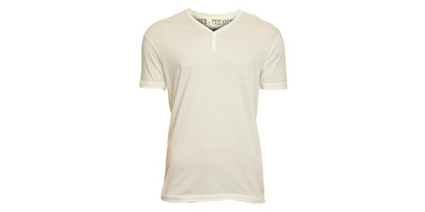 Pánske biele tričko Chaser