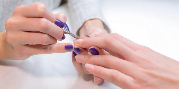 Gélové nechty, japonská alebo klasická manikúra