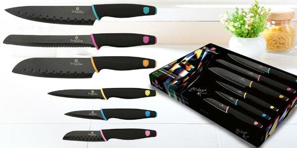Kvalitné nože s diamantovaným povrchom Berlignerhaus