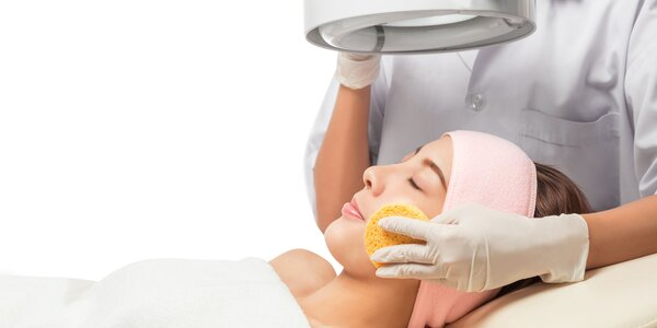 Ošetrenie tváre a krku a mezoterapia