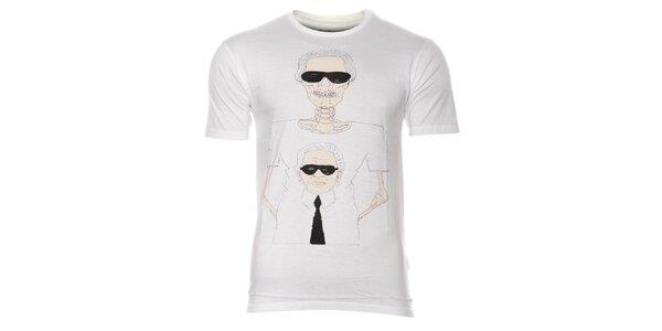 Pánske tričko Eleven Paris s potlačou