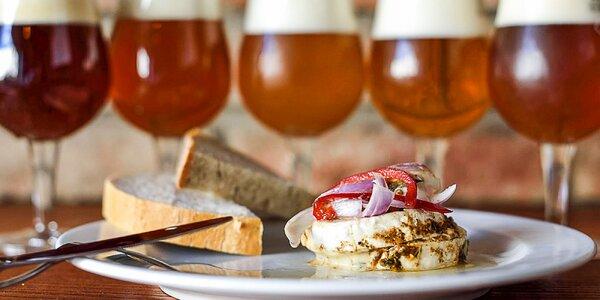 Pivná degustácia s hermelínom v rePUBlike