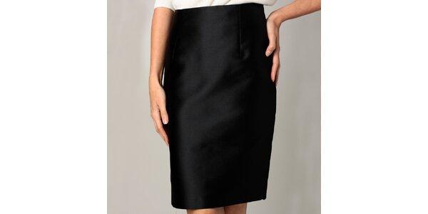 Dámska čierna sukňa Caramelo