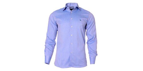 Pánska svetlo modrá košeľa Caramelo