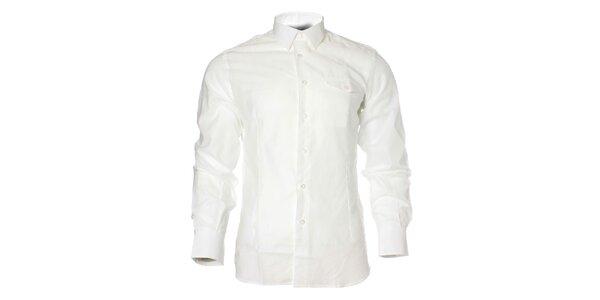 Pánska biela košeľa Caramelo