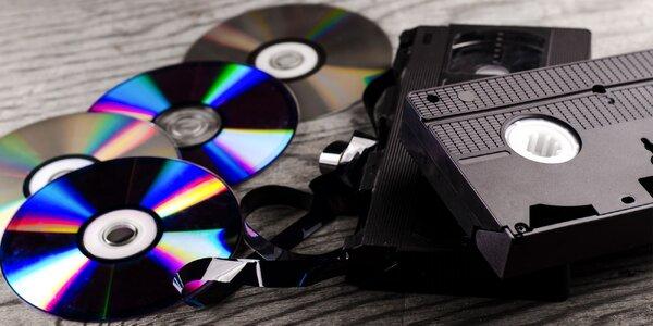 Digitalizácia VHS a kamerových kaziet