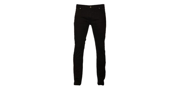 Pánske tmavo šedé džínsy Eleven Paris