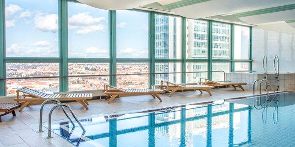 Jedinečné ubytovanie s wellness v Prahe