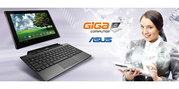 Tablet ASUS s Androidom + dock