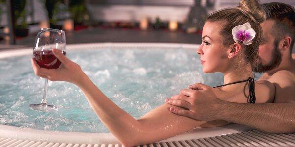 Neobmedzené saunovanie i masáž na zámku