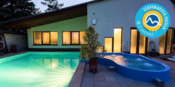 Relax v Pieštanoch s wellness, bazénom a masážou