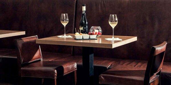 Degustácia vín v najlepšej vinárni v srdci Slovenska