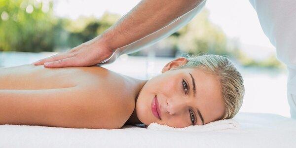 Relaxačná či zdravotná masáž