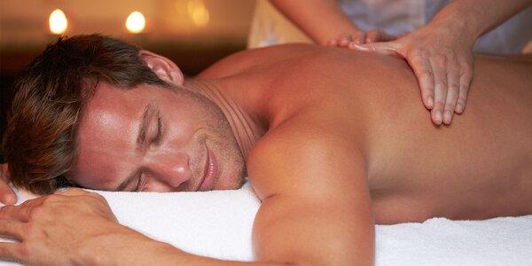 Uvoľnujúca či športová masáž alebo bankovanie