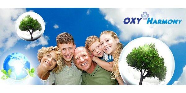 0,99 eur za oxygenoterapiu - liečbu kyslíkom