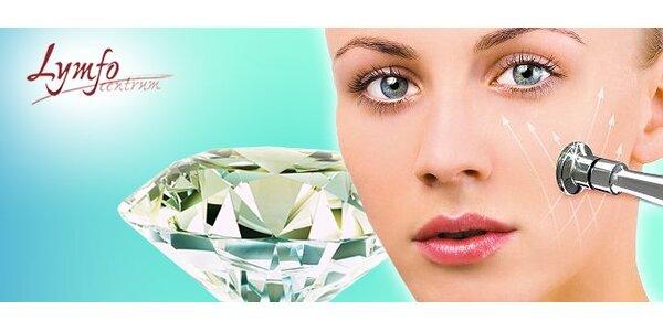 4,90 eur za 30 min. diamantovú mikrodermabráziu