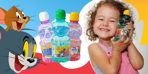 14 x 330 ml Detská pramenitá voda NERA KRITIS