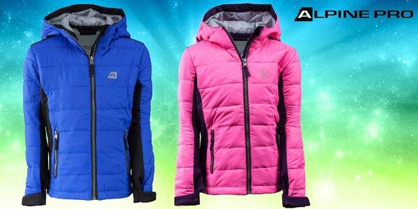 Detská softshell bunda Alpine Pro