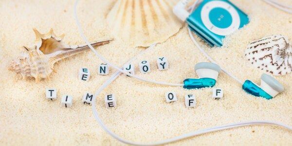 Pre zábavu aj kreativitu: písmenkové korálky!