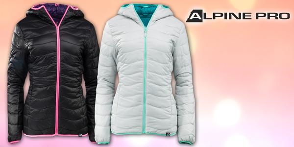 Dámska zateplená bunda Alpine Pro