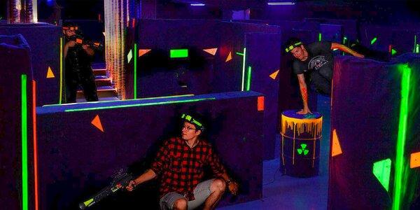 Najrealistickejšia laser game v Trnave!
