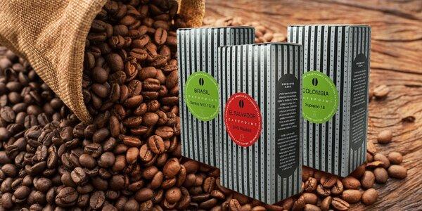 Kvalitná odrodová arabika z Cafepointu