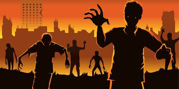 Uniknete zombie nákaze za 60 minút?