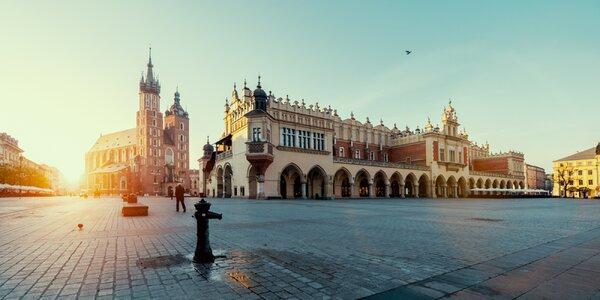 Advent v Poľsku: Krakow, Wadowice a Wieliczka!