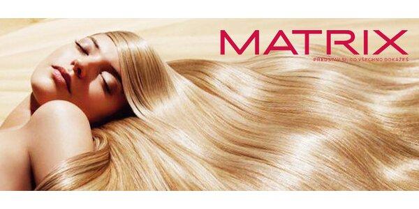 Profesionálny účes, farbenie a starostlivosť o vlasy