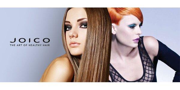 12,60 eur za rekonštrukčnú kúru s profesionálnou vlasovou kozmetikou JOICO by…