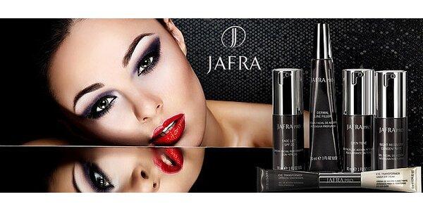 Kompletné ošetrenie pleti s luxusnou kozmetikou Jafra