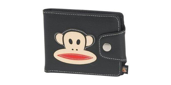 Dámska čierna peňaženka Paul Frank