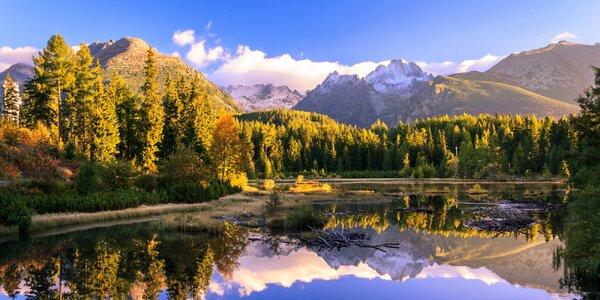 Jesenná pohoda v penzióne Tatrania