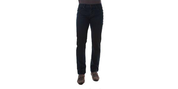 Pánske čierne džínsy Cristian Lay