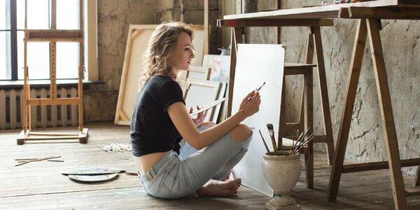 Výtvarnícke workshopy v Ateliéri na Hrebienku