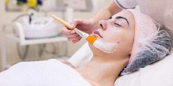 Kozmetické ošetrenia pre rôzne typy pleti