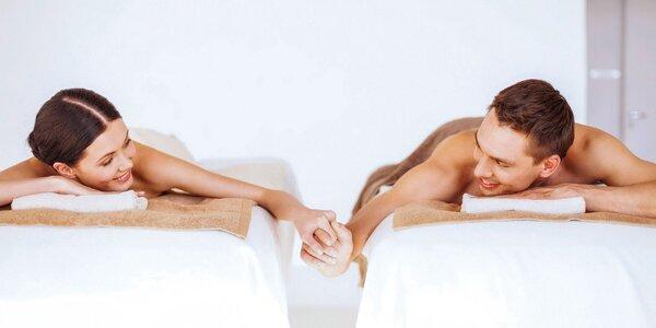 Klasická masáž pre páry v Royal centre