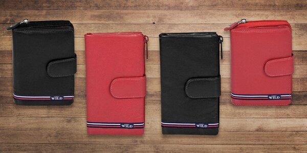 Dámska kožená peňaženka Always Wild v darčekovej krabičke