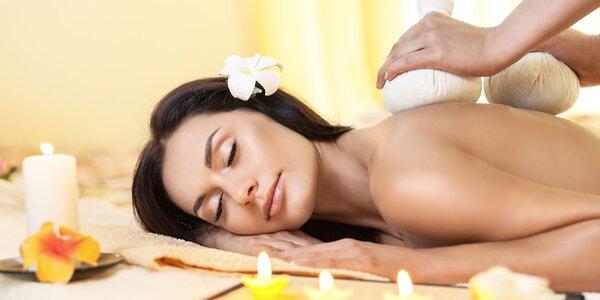Thajské bylinkové masáže pre ženy