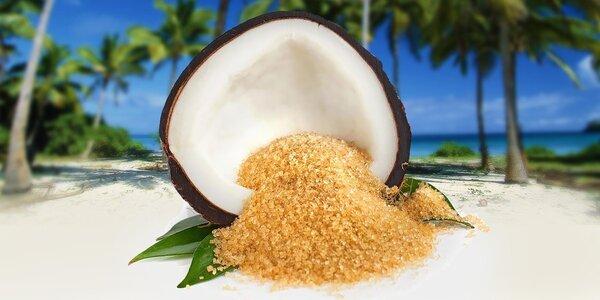 Kokosový cukor pre vaše zdravie