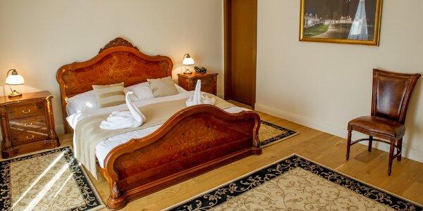 Jesenný pobyt v hoteli Chateau Šarkan***