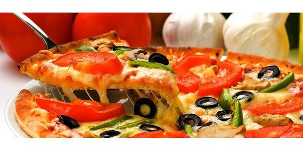 1,79 eur za celú pizzu v Cukrárni - Pizzerii Natália