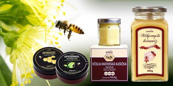 Včelie produty: prírodné posilnenie organizmu