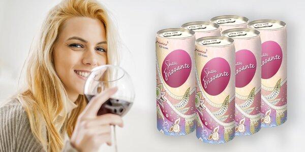 Perlivý vínny nápoj Shaufrizzante