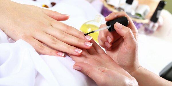 Manikúra, gelové nechty a pedikúra