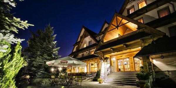Skvelý wellness pobyt v poľskom hoteli Toporów