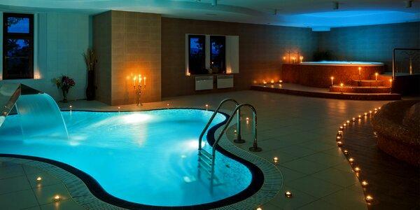 Romantika v zámockom hoteli Štekl ****