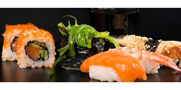 Sushi set 10 ks alebo 30 ks