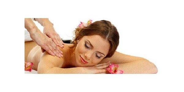 45 min relaxačná masáž s liečivým olejom