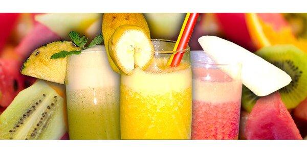 1,90 eur za 0,3 l Fresh nápoja z čerstvého ovocia